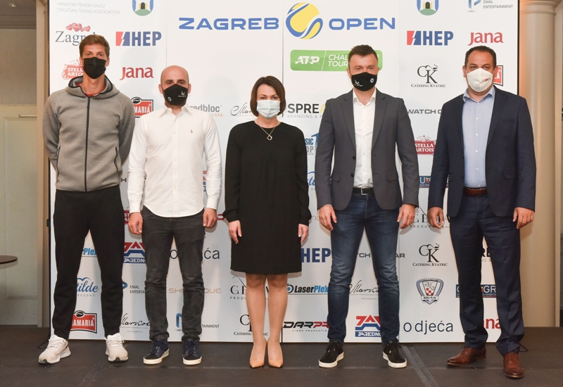 Zagreb Open: Želja nam je doći do statusa ATP 250 turnira