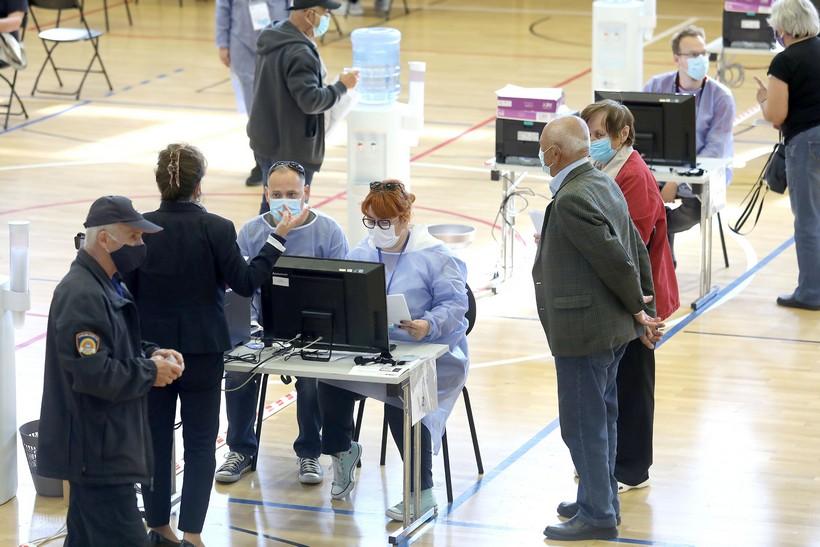 U Zagrebu otvoreni novi punktovi, do sada cijepljeno 25 posto građana