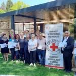 Članovima Županijskog interventnog tima u Koprivnici uručene zahvalnice za volontiranje na potresom razrušenim područjima