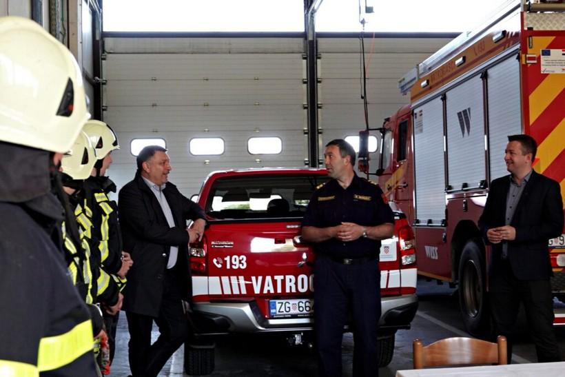 Đurđevački vatrogasci obilježili blagdan sv. Florijana zaštitnika vatrogasaca