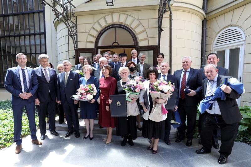 Svečano proslavljen Dan grada Zagreba, 31. svibnja