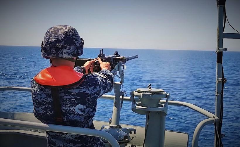 🖼️ Provedene vojne vježbe taktičke vježbe s bojevim gađanjem HRM-a, BARAKUDA 21 i PRSTAC 21