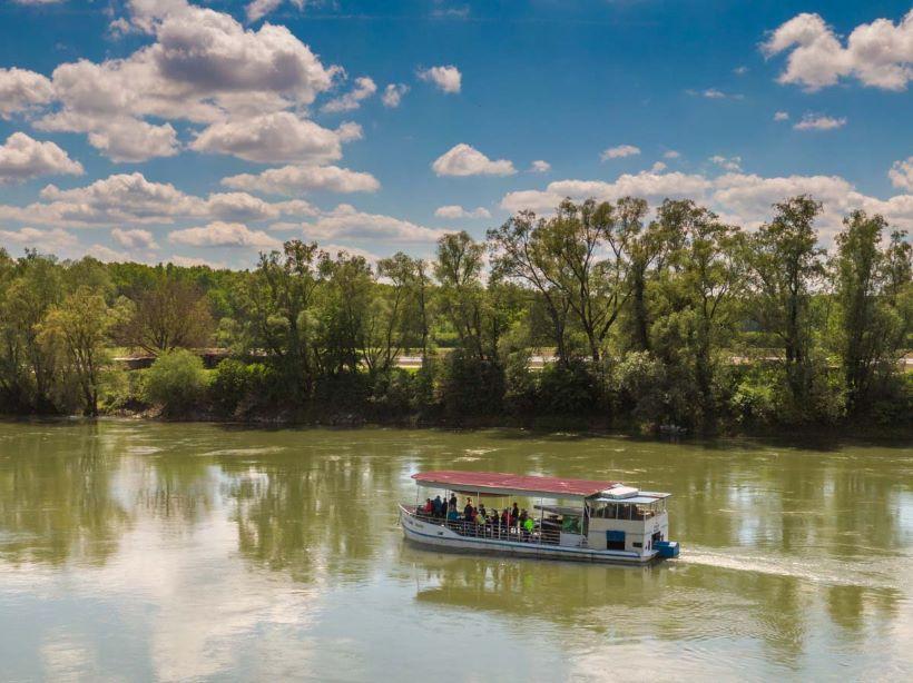 """Turistička zajednica područja Dravski Peski i Nippy Adventures pozivaju vas na """"Bike & Boat Podravina"""""""