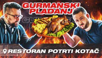 🎦OTKRIVAMO Evo gdje se u Međimurju može pojesti fantastičan odrezak punjen mesom 'z tiblice