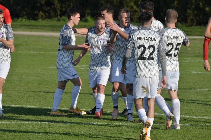 Nogometni klub Jarun – prvak 3. HNL Središte
