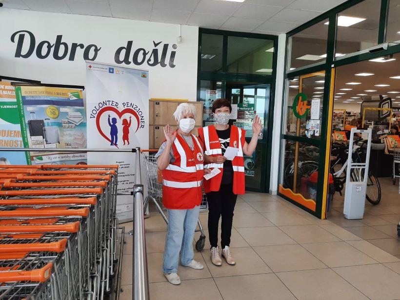 Za Socijalnu samoposlugu u KTC-u prikupljeno čak 180 kilograma hrane