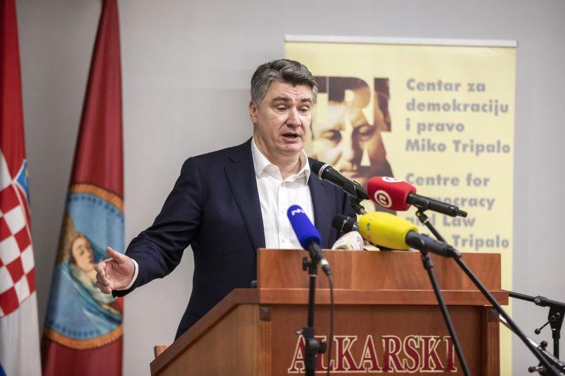 Milanović: Da je pravosuđe HDZ-ovo, to su činjenice