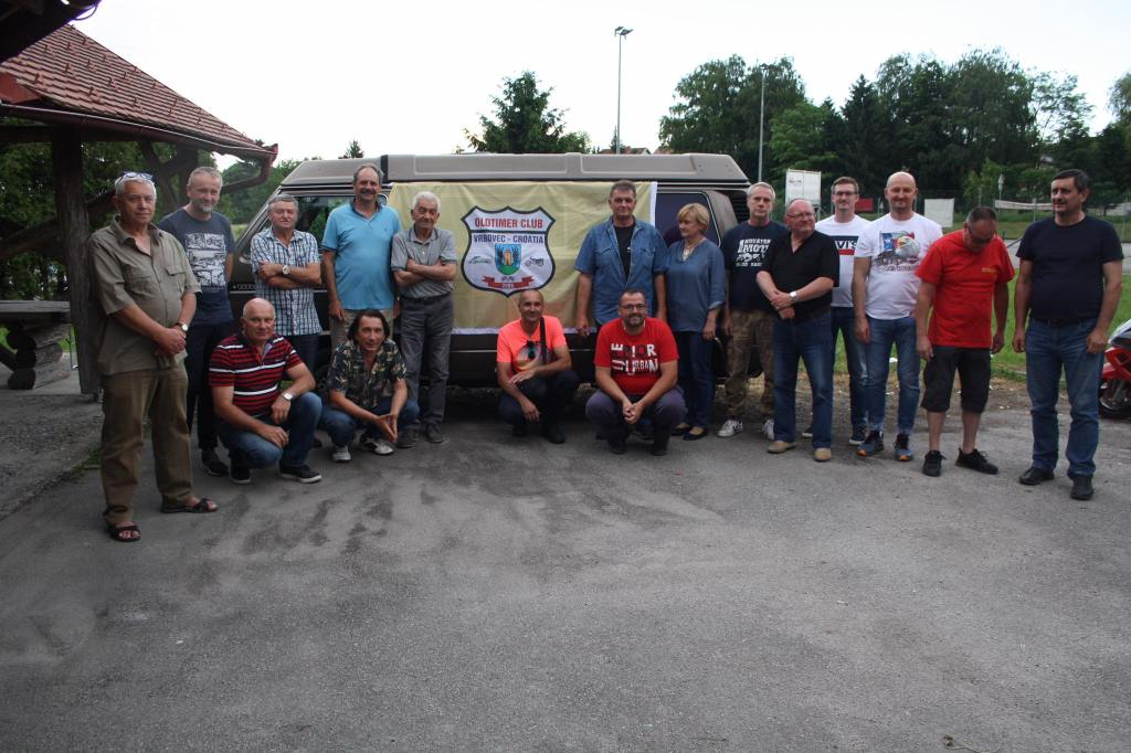 Old timer klub Vrbovec održao godišnju skupštinu