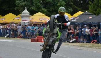 [FOTO/VIDEO] Akrobacije na motoru oduševile publiku