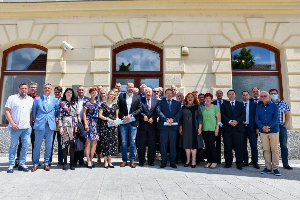Konstituirana Županijska skupština Međimurske županije