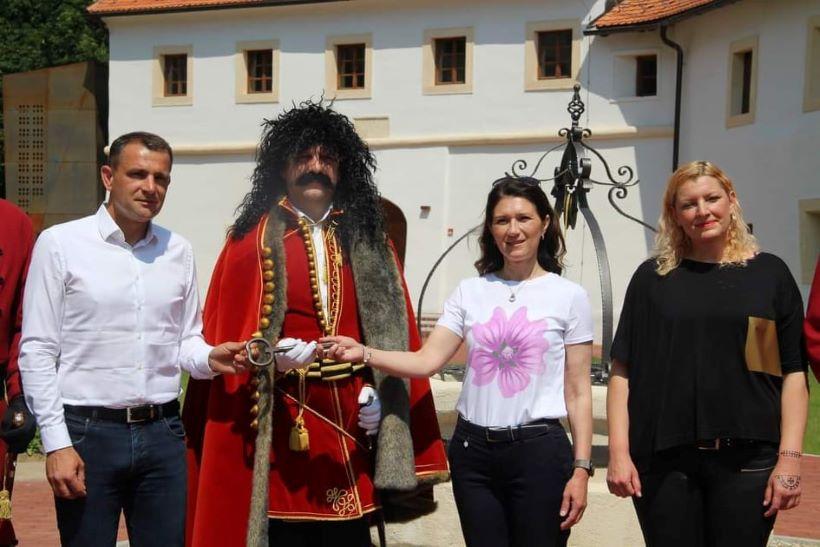 Ponovno je otvoren prolaz u Stari grad Zrinskih u Čakovcu