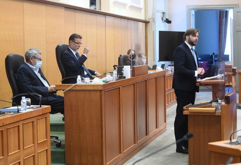 Sabor o gospodarenju otpadom, oporba tvrdi zakon ne nudi rješenja