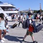 Za vikend u Splitu 37 tisuća putnika