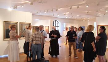 Križevački slikar Zoran Homen u Vukovaru izložio čak 88 slika