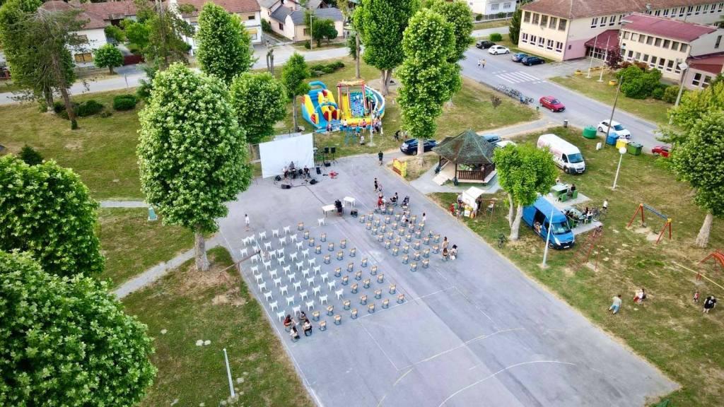 Ljetno kino ovog vikenda stiže u Kloštar Podravski i Kalinovac