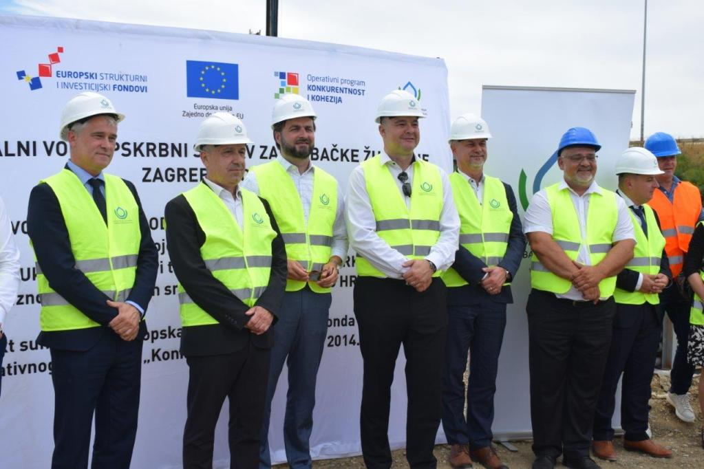 Pri kraju vodoopskrbni projekt mikrotuneliranja Zagrebačke županije vrijedan 884 milijuna kuna