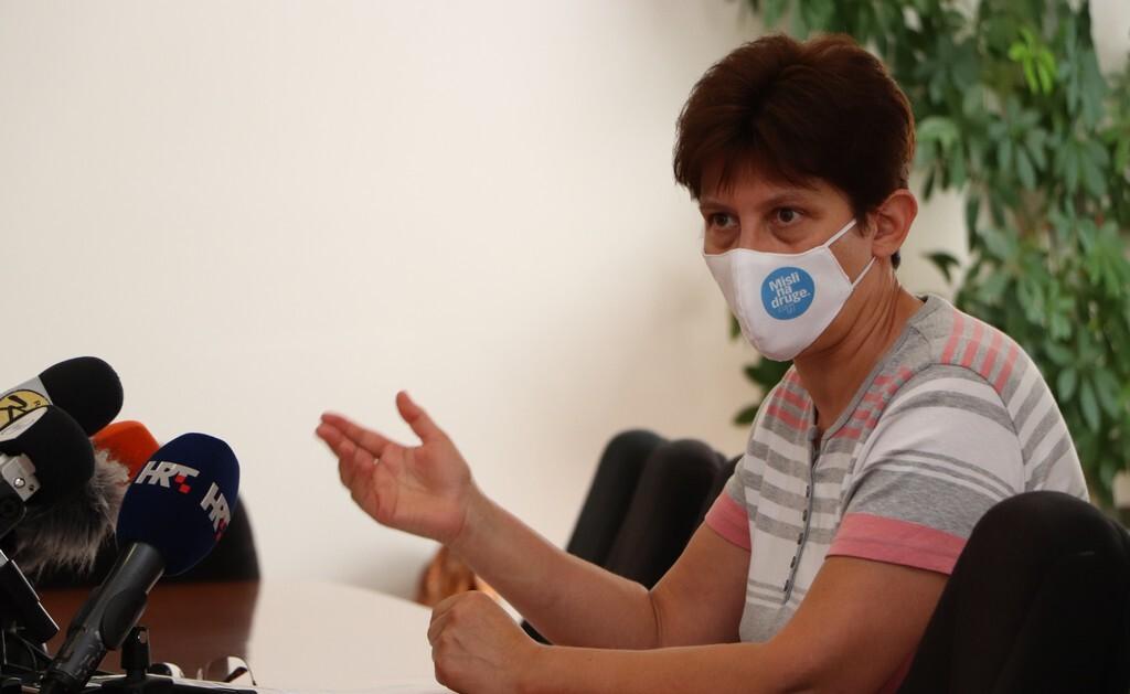 Dr. Vadla najavila nova cijepljenja: 'Ove subote u Koprivnici, zatim Đurđevac pa Križevci'