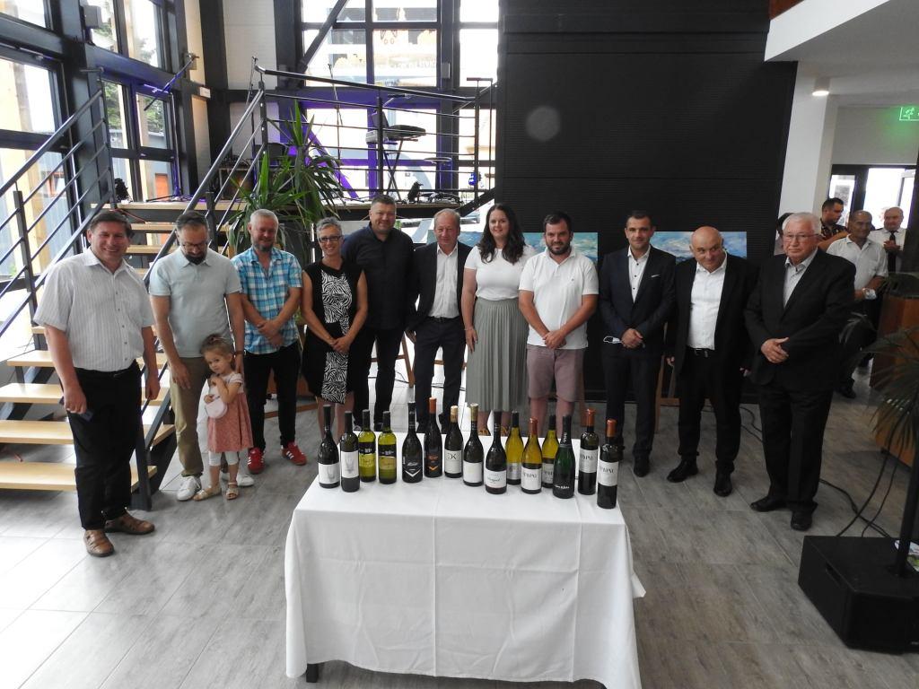 Međimurski vinari predstavili 18 svojih vina sa svjetskim nagradama