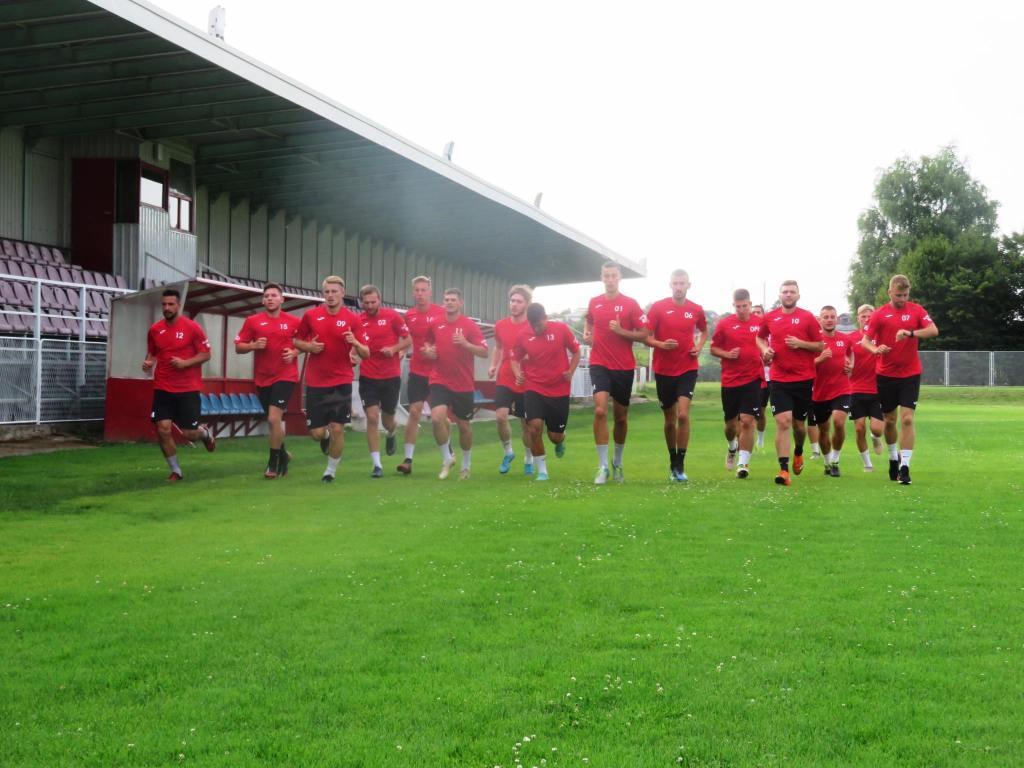 Nogometaši Vrbovca krenuli s pripremama / Biškup: Nemamo više pritiska pod kojim smo igrali minulo proljeće