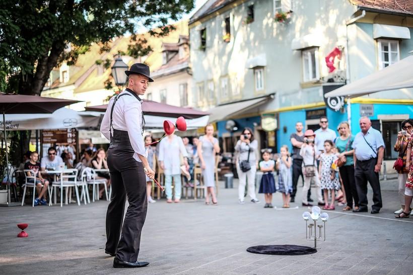 FESTIVAL, IZLOŽBE I STREET ART Zagreb živi na otvorenom