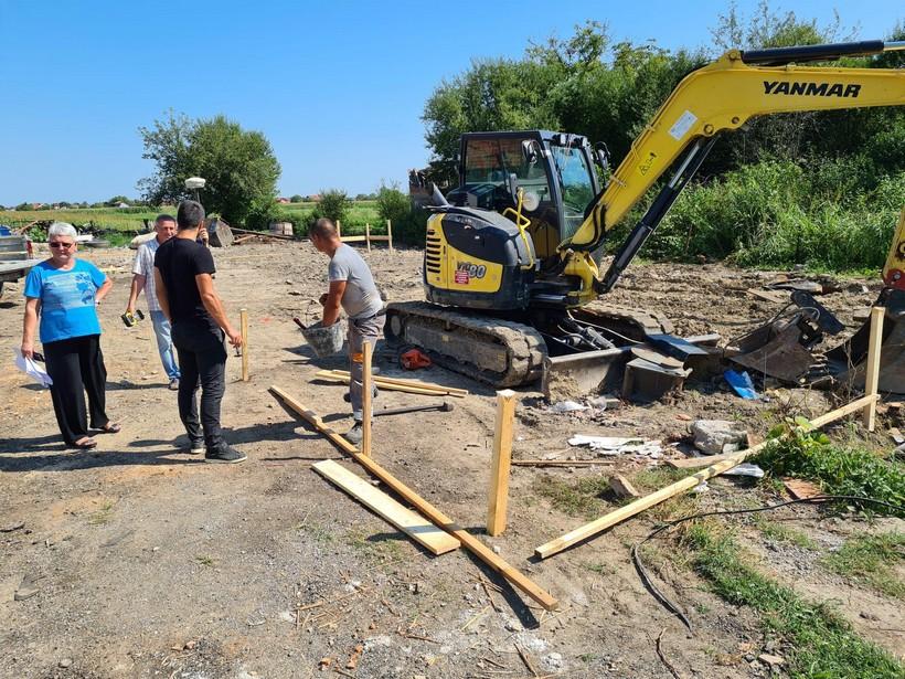 Vrbovčani uskoro počinju gradnju kuće u Sisku