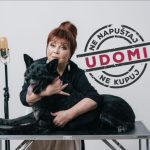 Psi i mačke s crnom dlakom teže udomljivi; Zdenka Kovačiček poziva na akciju