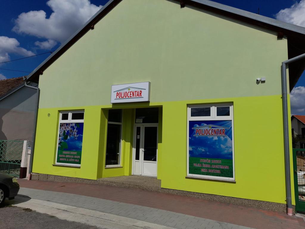 Križevački Poljocentar otvara novu poslovnicu u Satnici Đakovačkoj