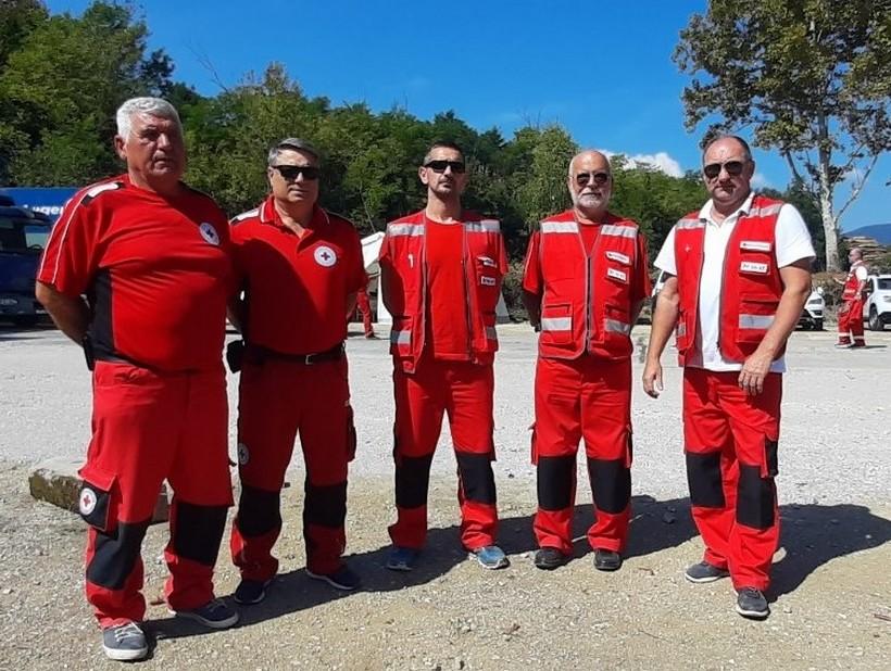 Članovi Koprivničko-križevačkog županijskog interventnog tima sudjelovali na vježbi u Jastrebarskom
