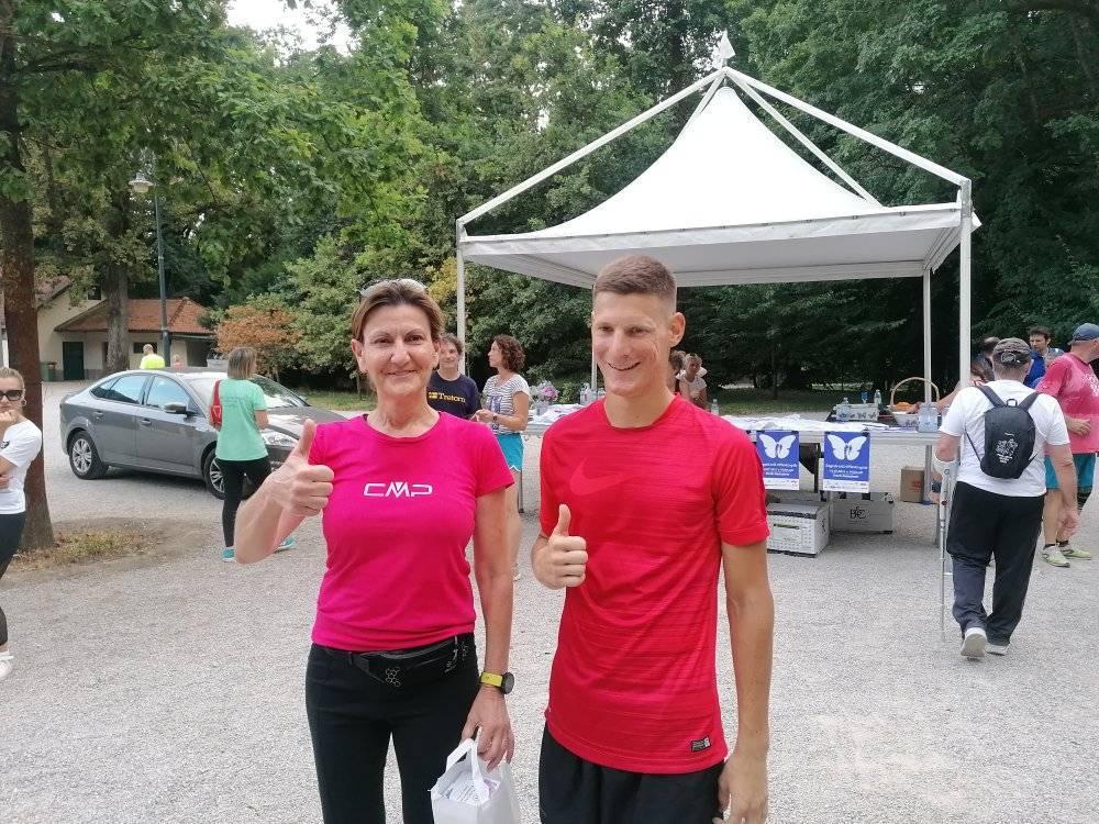 Martina Dalić trčat će polumaraton Kalnik – Križevci