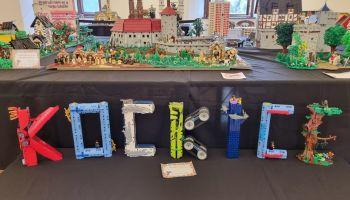 U Đurđevcu otvorena izložba LEGO modela članova kluba KOCKICE