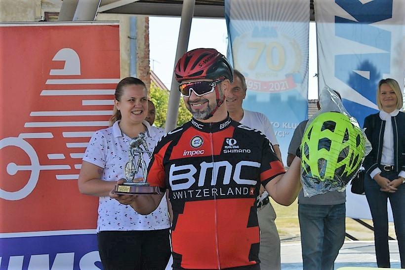 Križevački najbiciklist Mario Žiher: Svaki dan na biciklu prijeđem 50-ak kilometara