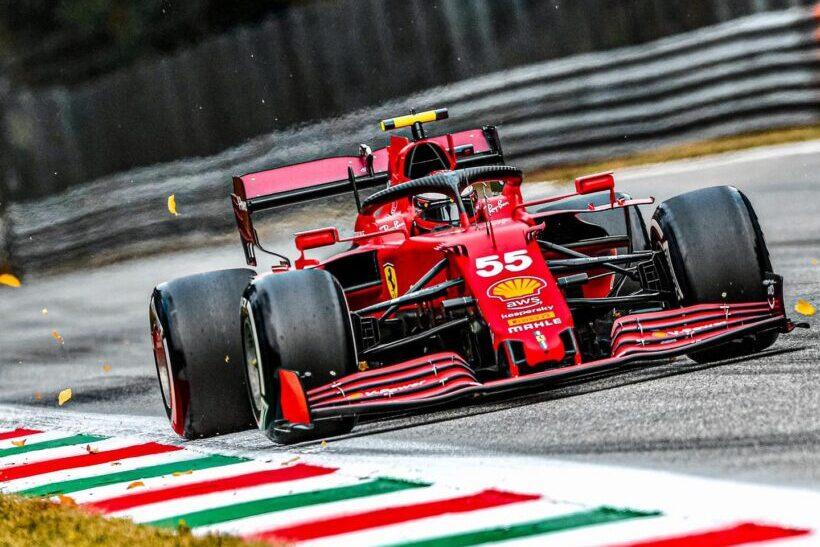 F1   Novo izlijetanje sa staze Carlosa Sainza
