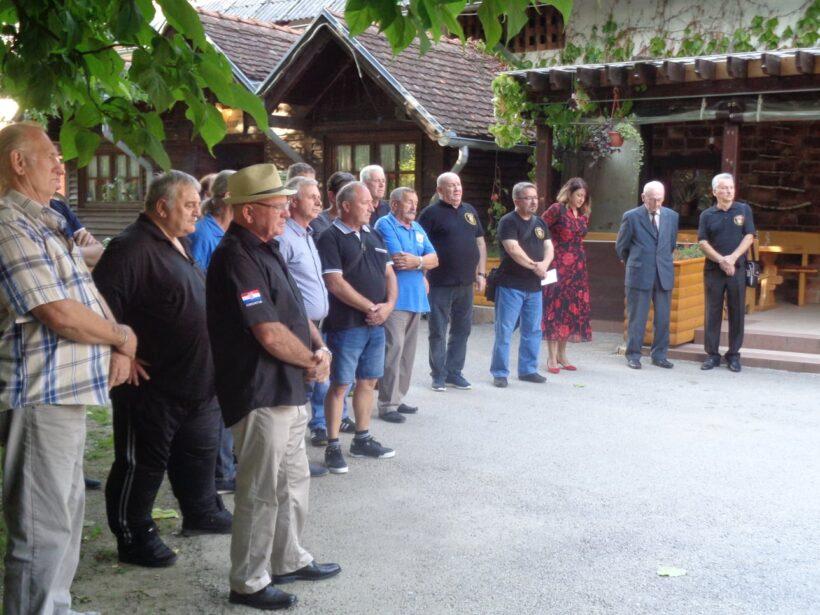 U Zelendvoru obilježeno 30 godina postrojavanja 104. brigade Hrvatske vojske