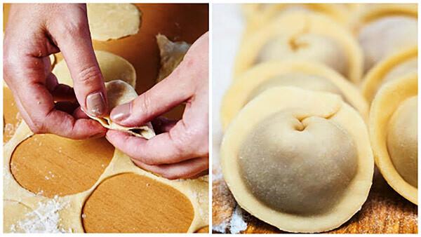 Как приготовить удачное тесто для пельменей
