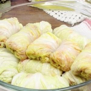 Голубцы из пекинской капусты