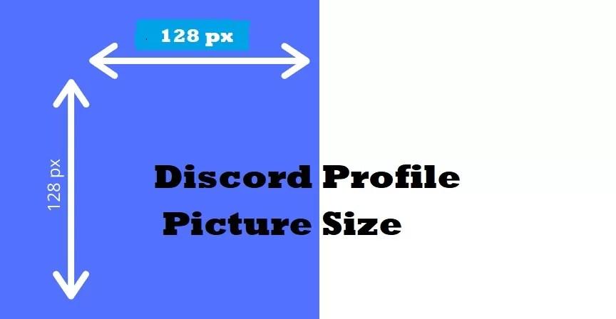 Discord Profile Picture Size