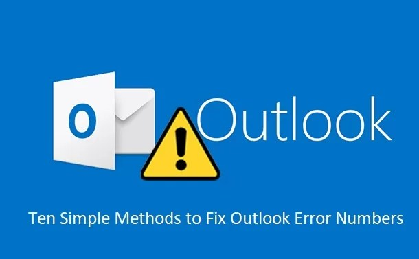 Outlook Error Number [pii_email_57bde08c1ab8c5c265e8]