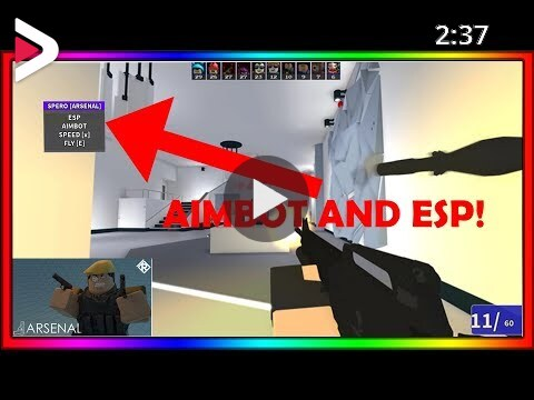 best arsenal aimbot esp speed and