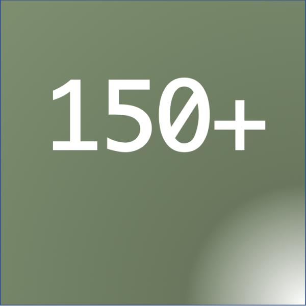 150+ Psychologists