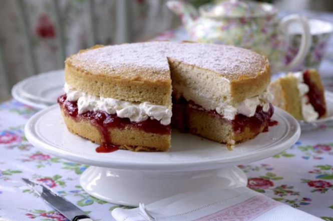 Victoria Sponge Cake Designs Vetwill