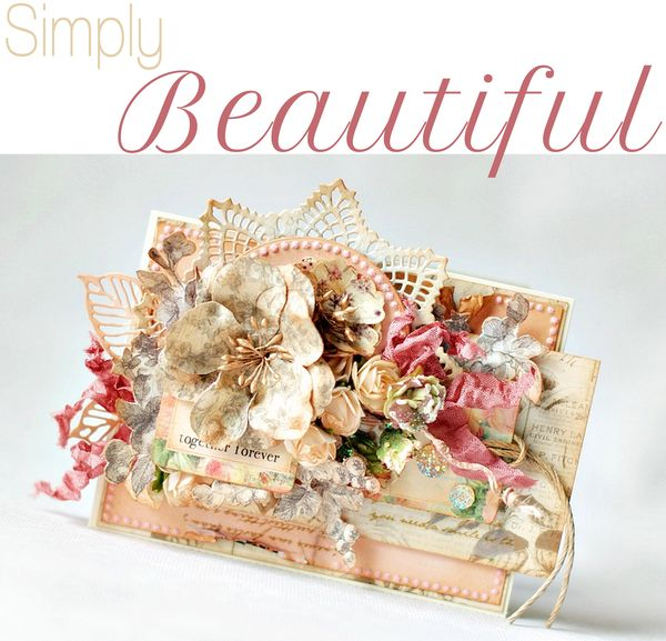 Shabby Chic Cards with Prima!