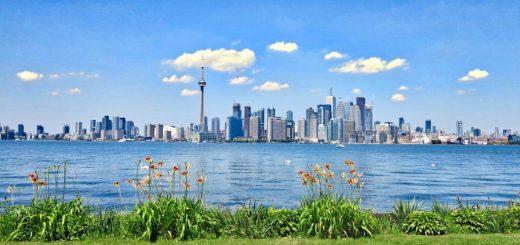 40km north of downtown toronto lies Canada's Wonderland