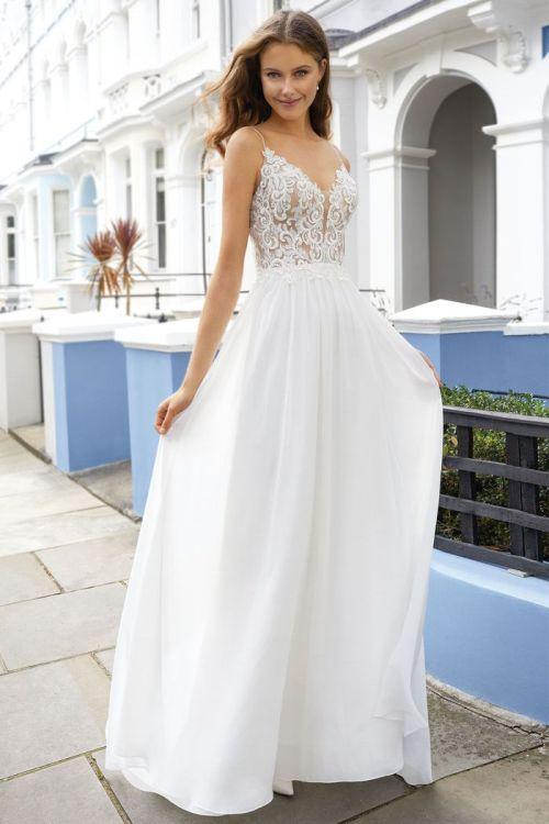 Justin Alexander adore designer wedding dress bridal gown prima donna bridal norwich