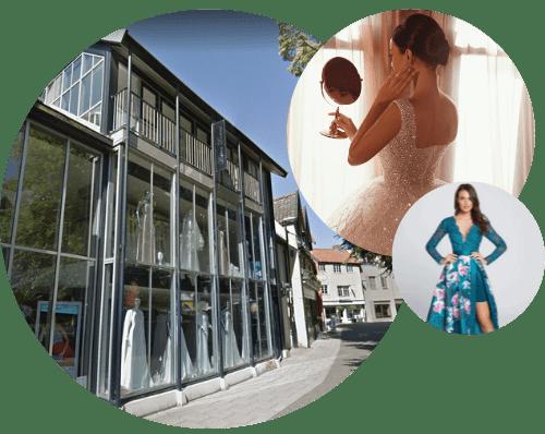 Prima Donna Bridal Norwich Store Front
