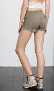 Lace Trim Short