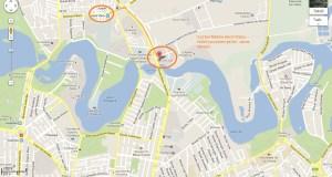 Harta ridicare pachete Prima Evadare hotel caro bucuresti