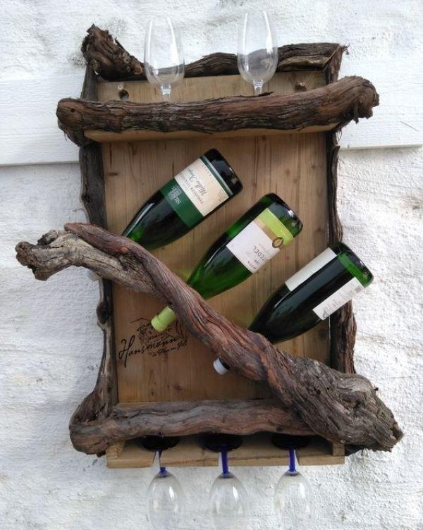 Jak skladovat lahve od vína