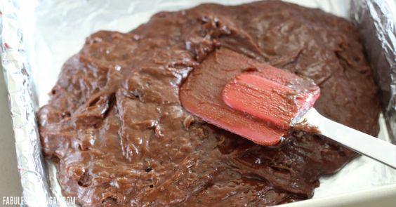 Recept na cuketové brownies