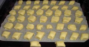 Recept na máslové sušenky