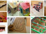 Karton na tvoření pro děti